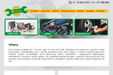 Godpol - Auto gaz Nowy Targ