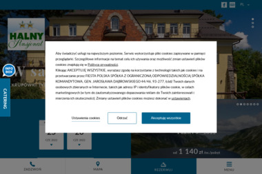 Pensjonat Halny - Sanatoria, uzdrowiska Zakopane