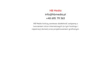 HB Media - Strona www Jastrzębie-Zdrój