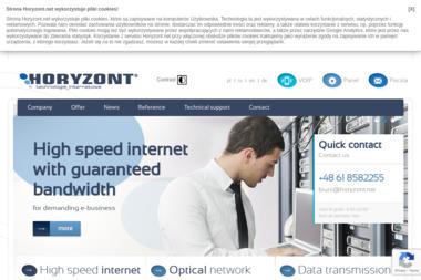 Horyzont Technologie Internetowe - Internet Poznań