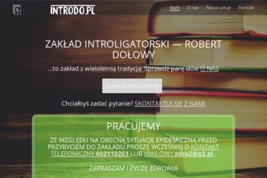 Introdo - Introligator Warszawa