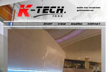 K-Tech - Balustrady Sobolów