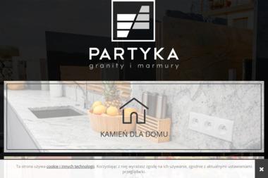 Kamieniarstwo Partyka sp.j - Nagrobki Gorzyce
