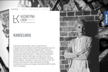 Katarzyna Łach - Kancelaria Adwokacka - Adwokat Trzebnica