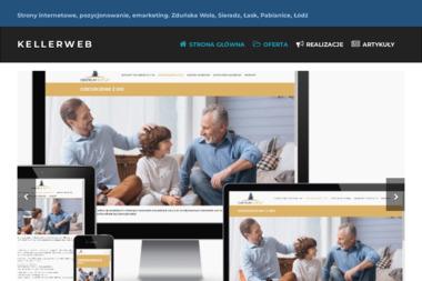 KellerWeb - Strony Internetowe Zduńska Wola