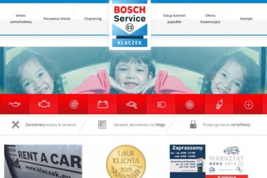 Serwis samochodowy Bosch ''Klaczek'' - Klimatyzacja Samochodowa Konin