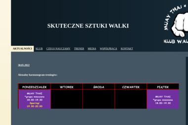 KLUB WALKI MACO - Sporty walki, treningi Wieluń