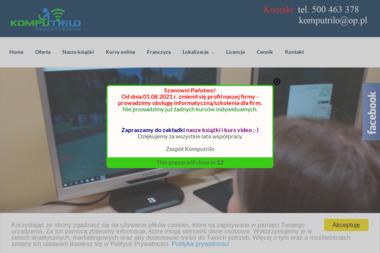 Komputrilo Akademia Komputerowa - Szkolenia Dofinansowane Pruszków
