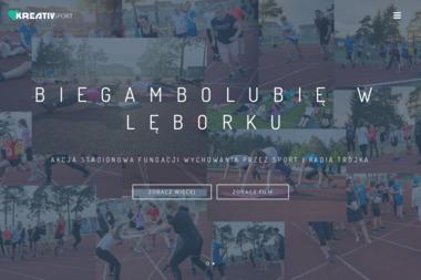 KREATIVSPORT - Trener biegania Lębork