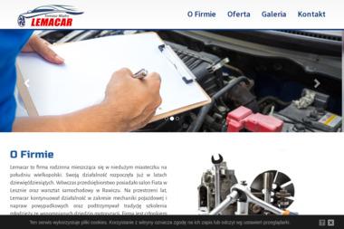 LEMACAR - Auto gaz Rawicz