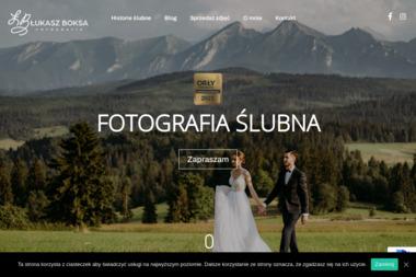 Łukasz Boksa Fotografia - Sesje Zdjęciowe Par Bochnia