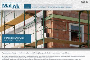 Przedsiębiorstwo Usługowe MalAk - Zabudowa balkonu Opole