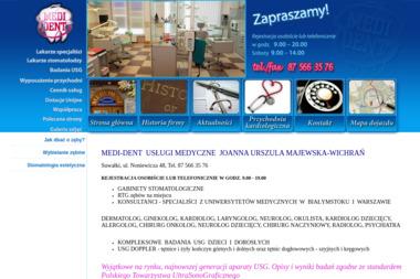 MEDI-DENT - Gabinet Stomatologiczny Suwałki