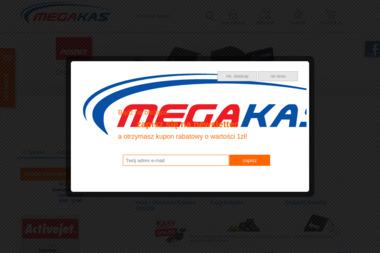 MEGAKAS s.c. - Monitoring Łódź