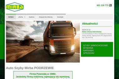 Auto Szyby MIRBA - Przyciemnianie szyb Poznań