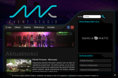 MK Event Studio - Agencje Eventowe Wołomin