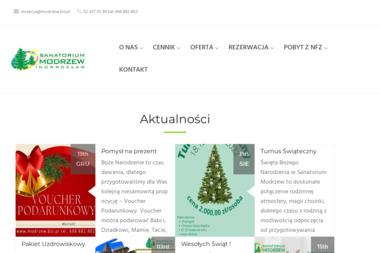 Modrzew Spółka z o.o. - Sanatoria, uzdrowiska Inowrocław