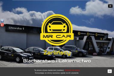 MR CAR - Konserwacja pojazdów, antykorozyjne Gdańsk