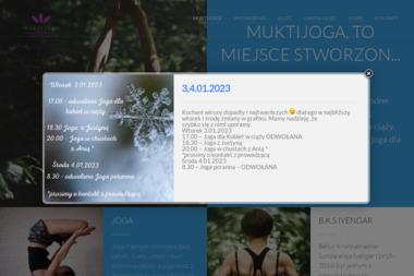 Muktijoga - Joga Białystok