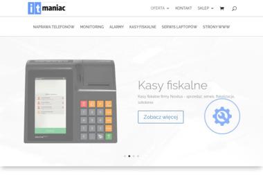 IT MANIAC - Serwis komputerów, telefonów, internetu Konin