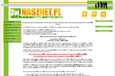 NASZNET.PL - Strony internetowe Stalowa Wola