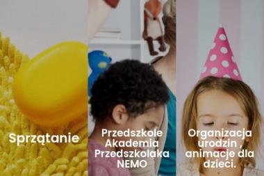 Firma Usługowa NEMO - Animatorzy dla dzieci OPOLE