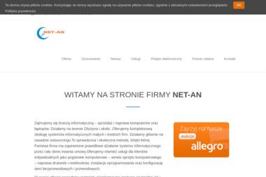 F.H.U. NET-AN - Serwis Telefonów Olsztyn