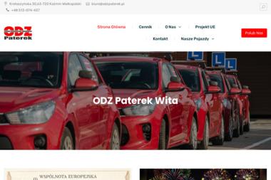 Ośrodek Doskonalenia Zawodowego Paterek - Nauka Jazdy Milicz