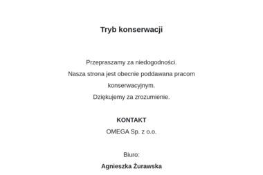 OMEGA Sp. z o.o. - Balustrady nierdzewne Szczecin