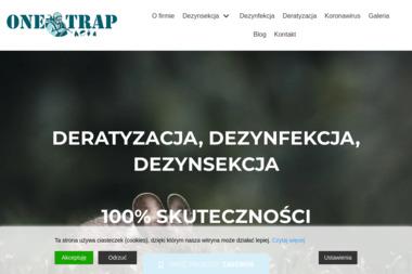 ONE-TRAP - Dezynsekcja i deratyzacja Elbląg