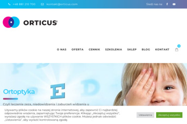 Orticus Centrum Terapii Widzenia i Rozwoju - Okulista Grodzisk Mazowiecki