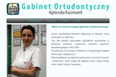 Gabinet Ortodontyczny - Ortodonta Agnieszka Kaczmarek - Ortodonta Bydgoszcz
