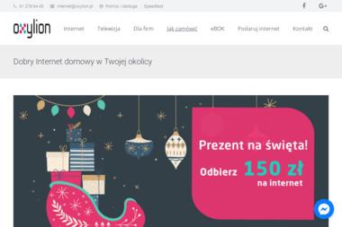 Oxylion - Internet Oława