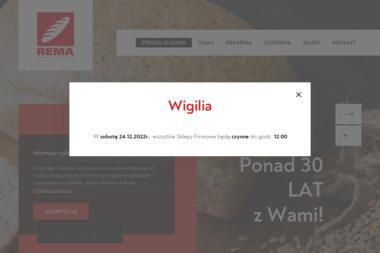 REMA Spółka z ograniczoną odpowiedzialnością Sp.K. - Cukiernia Zielona Góra