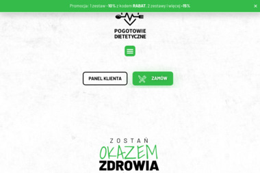 Pogotowie Dietetyczne - Catering Białystok