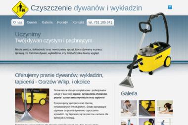 Czyszczenie dywanów i wykładzin - Czyszczenie Tapicerki Meblowej Gorzów Wielkopolski
