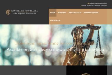Adwokat Wojciech Filochowski - Kancelaria Adwokacka - Adwokat Prawa Karnego Goleniów