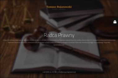 Radca Prawny Tomasz Bujanowski - Usługi Windykacyjne Gniezno