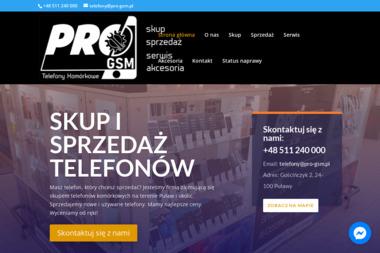 PROGSM - Serwis komputerów, telefonów, internetu Puławy