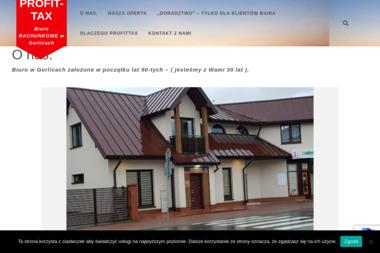 PROFIT-TAX Biuro Rachunkowe - Biuro rachunkowe Gorlice