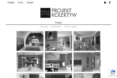 Projekt Kolektyw Agnieszka Usarek - Projektowanie Wnętrz Bielsko-Biała