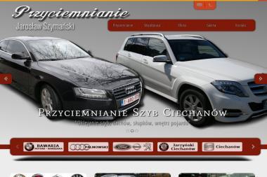 Przyciemnianie Szyb Mława- Jarosław Szymański - Tuning Mława