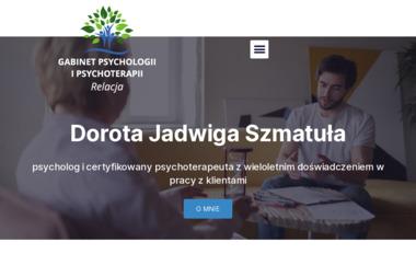 """Gabinet Psychologii i Psychoterapii """"Relacja"""" - Psycholog Kościan"""