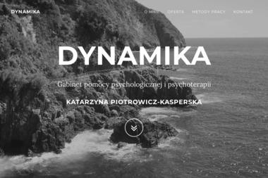 DYNAMIKA - Psycholog Kościan
