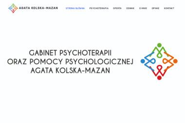 Gabinet Psychoterapii oraz Pomocy Psychologicznej Agata Kolska-Mazan - Psycholog Kamienna Góra
