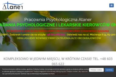 Pracownia Psychologiczna Ataner - Psycholog Kartuzy