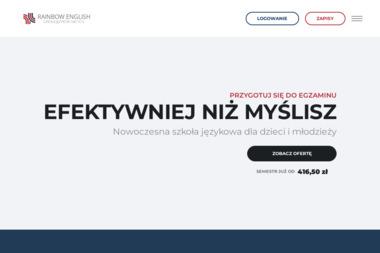 Rainbow English Szkoła Języków Obcych - Szkoła językowa Łódź