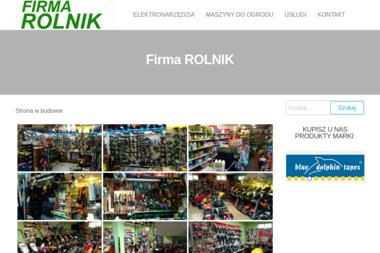 Firma Rolnik - Przezwajanie Silników Leżajsk