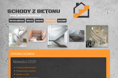 BAURAF Pracownia Schodów Betonowych - Schody Zielona Góra