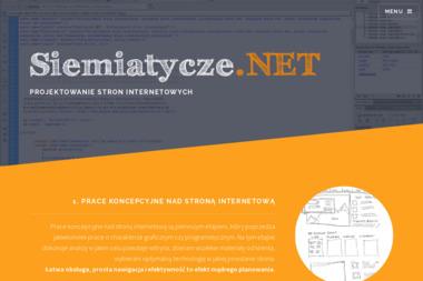 Siemiatycze.NET - Strony internetowe Siemiatycze
